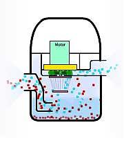 Как сделать фильтр для пылесоса